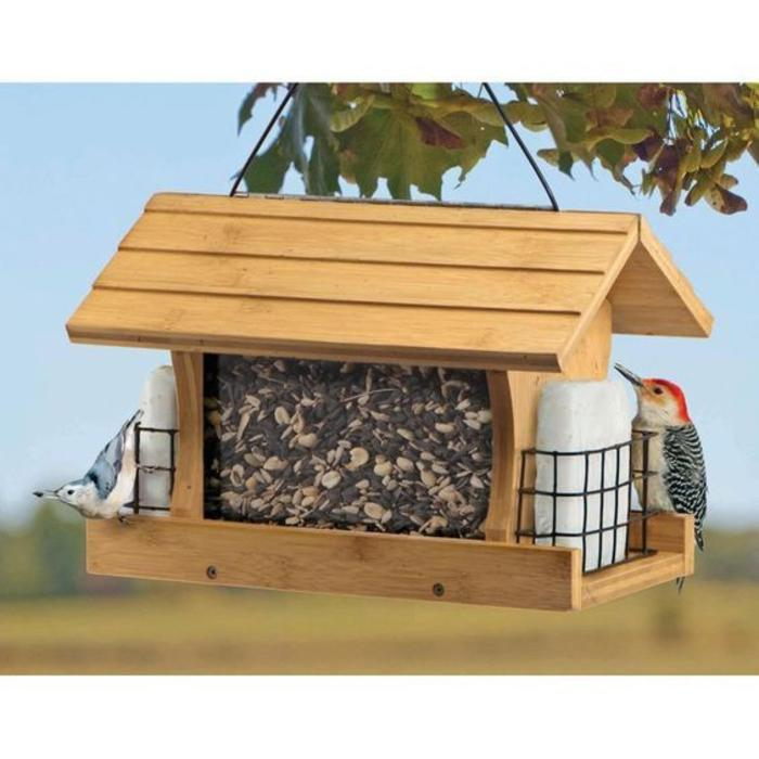 Bamboo Ranch Feeder