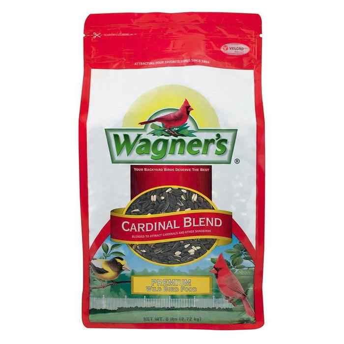 Wagner's Cardinal Plus Bird Food 7#
