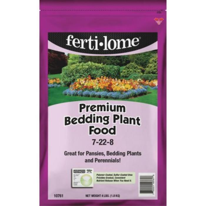 F-L Bedding Plant Food 4#