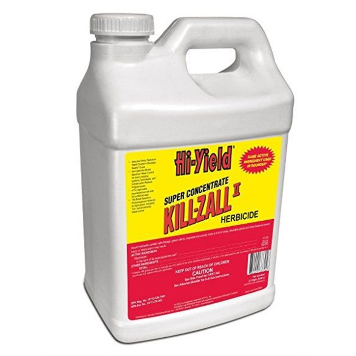 H-Y Killzall III Super Concentrate 2.5 Gal