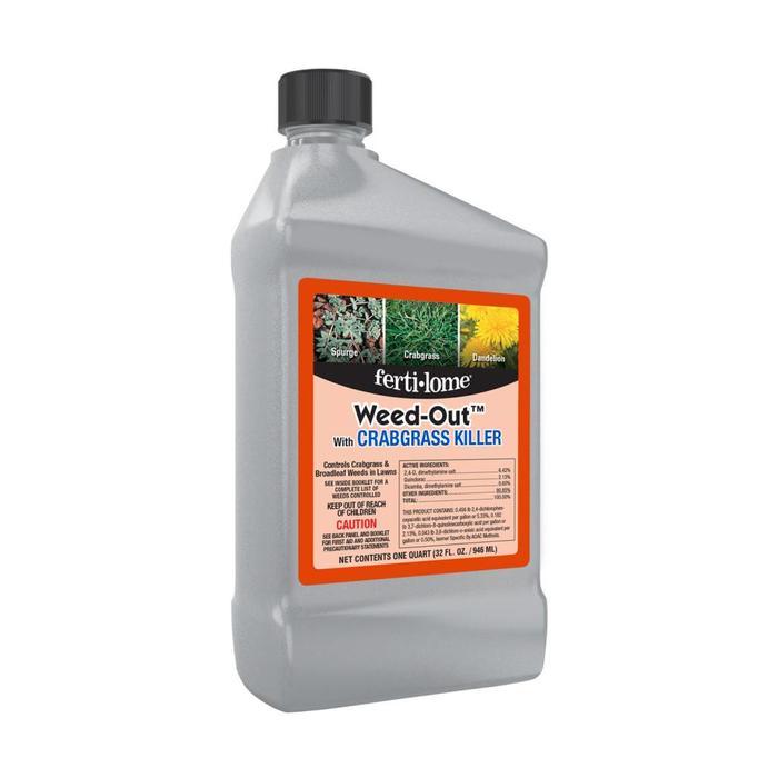F-L Grass & Weed Killer Non-Selective 32 oz RTU