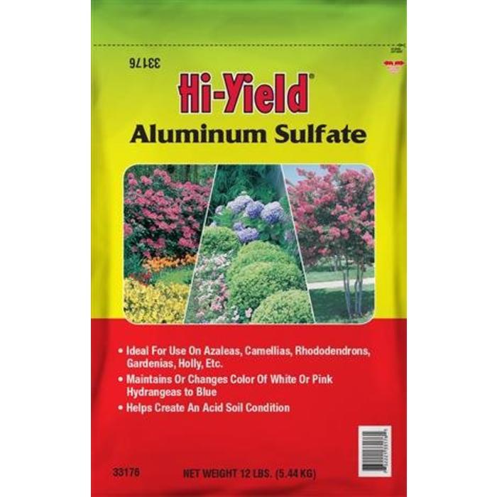 H-Y Aluminum Sulfate 12#