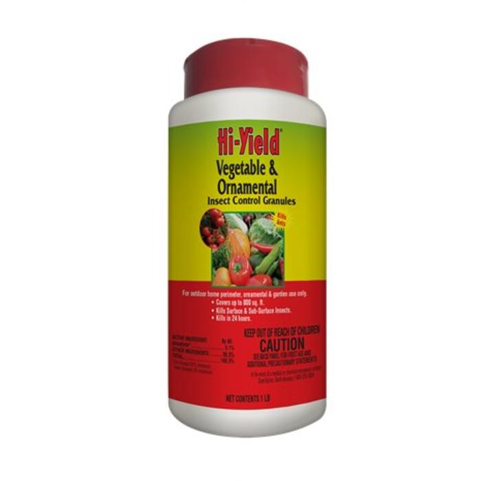 H-Y Veg & Ornamental Insecticide Granules 1#