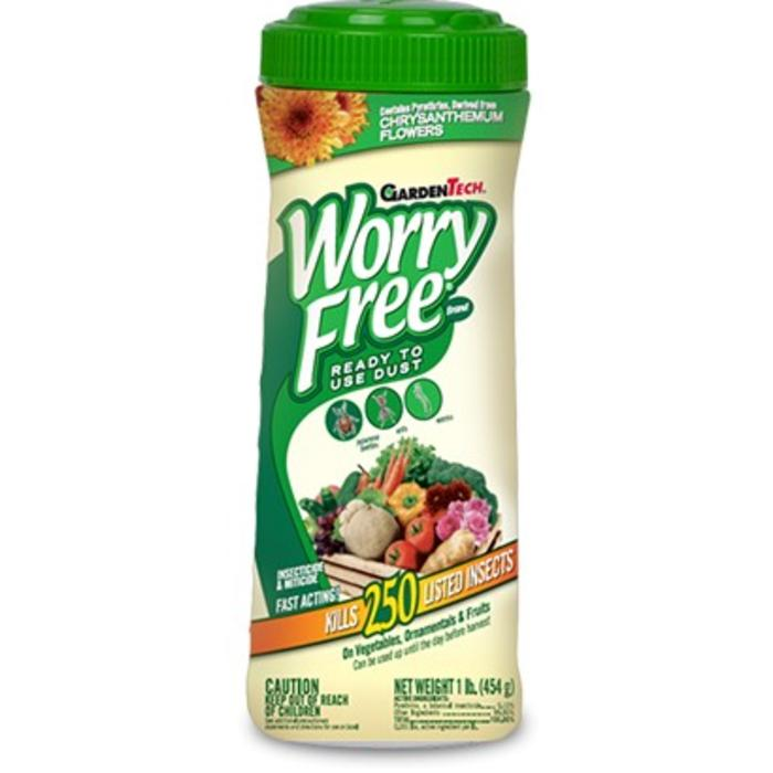 GT Worry Free Mite Dust 1#