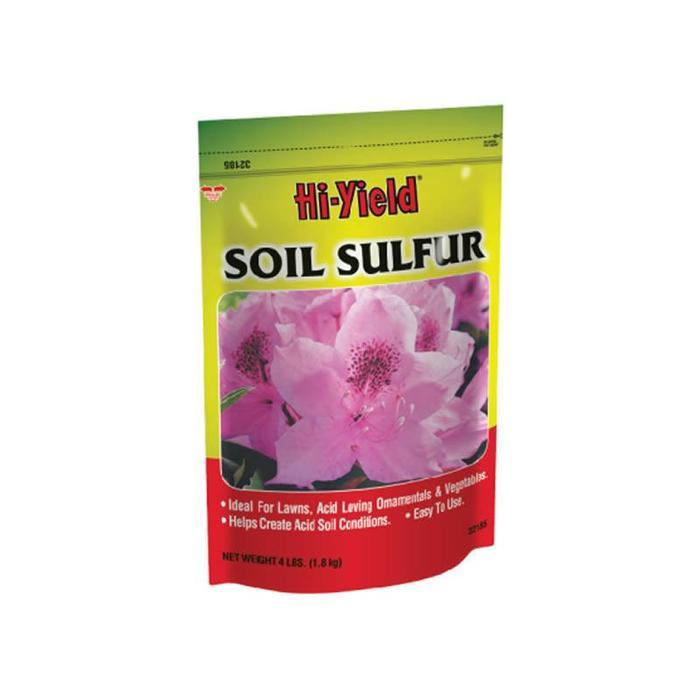H-Y Soil Sulfur 4#