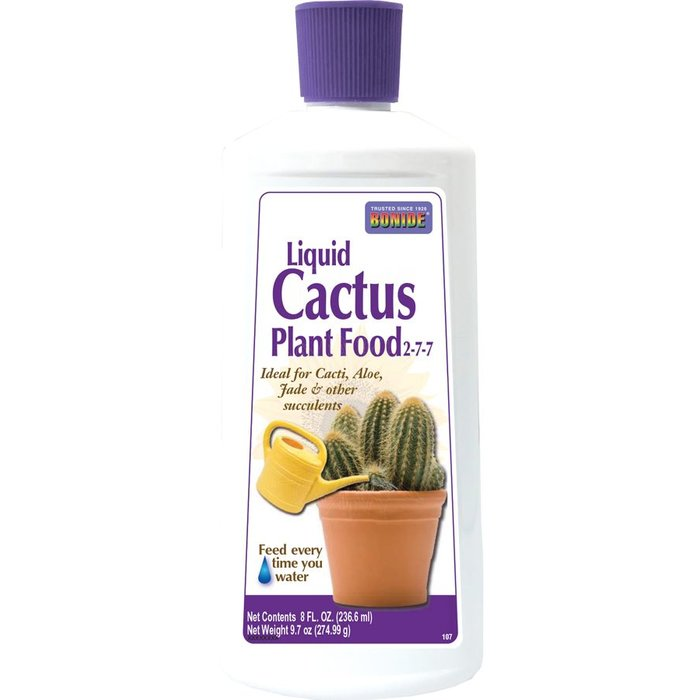 Bonide Liquid Cactus Food 8 oz