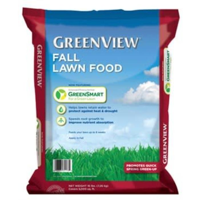Greenview Fall Fertilizer 22-0-10 15M