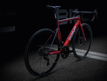 2018 BMC Teammachine SLR01 Disc