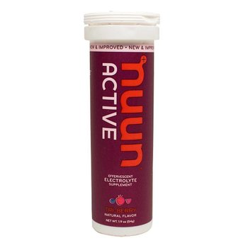 Nuun Hydration Tri Berry Drink Tablet Tube-12 Tabs