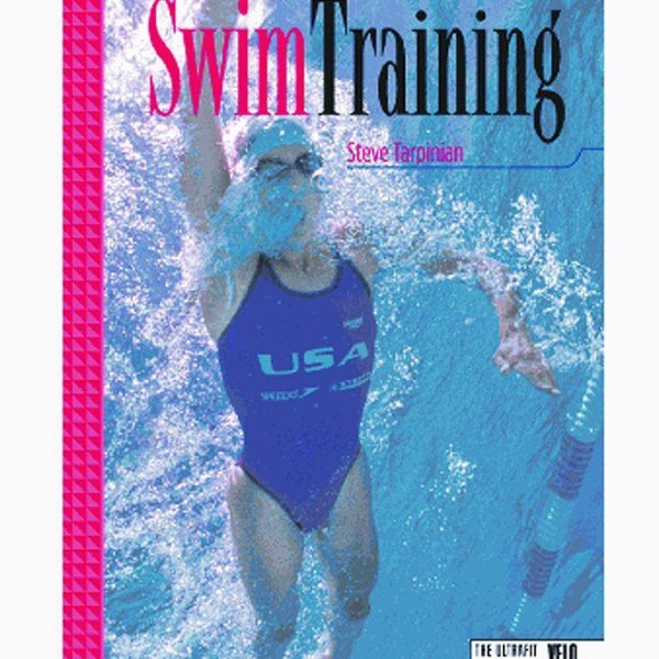 Triathletes Guide To Swim Training Book