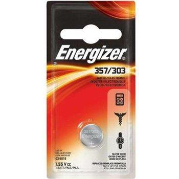Energizer Battery - 1.55V Silver Oxide MUltegrai Drain