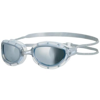 Zoggs Predator Mirror Goggle - Silver Lens
