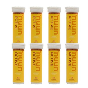 Nuun Hydration Orange Drink Case - 8 Tubes