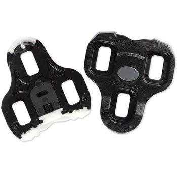 Look Keo Grip Cleats-0 Degree Float - Black