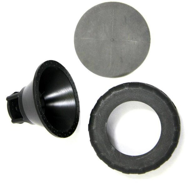 Speedfil Funnel/Gasket/Cap Replacement Parts