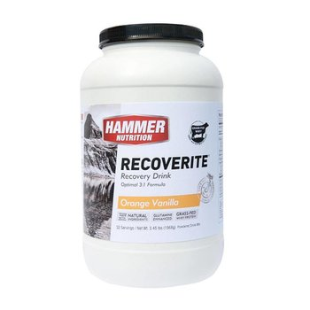 Hammer Nutrition Recoverite Glutamine Orn-Van Drnk Mix 32