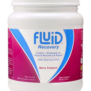 Fluid Recovery Berry Drink Canister 16 Serv