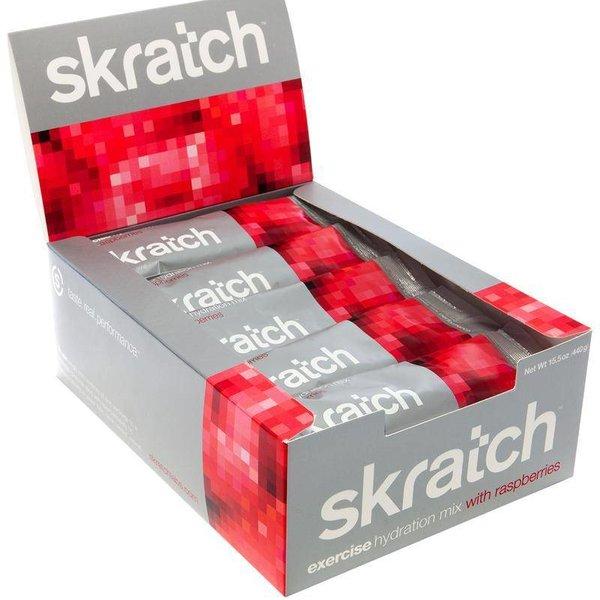 Skratch Exercise Mix Raspberry Box - 20Ct