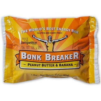 BONK BREAKER Peanut Butter-Banana Box 12Ct