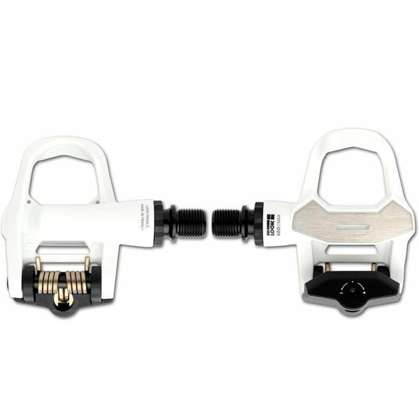 Look Keo 2 Max Pedals - White