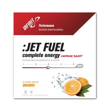Infinit Jet Fuel Energy Bag - Orange 22 Serv - 45 oz