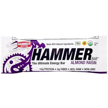 Hammer Nutrition Organic Almond Raisin Bar Box 12 Ct