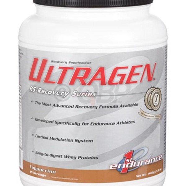 Ultragen Ultragen Cappuccino Drink Mix 15 Serv
