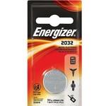 Energizer Battery - 3V Lithium - Cr2032 - Each