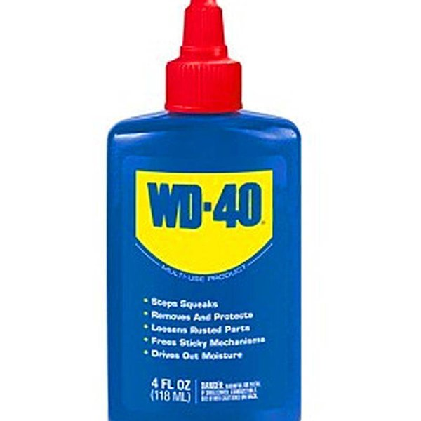 WD-40 Bike Multi-Use Product - 4OZ