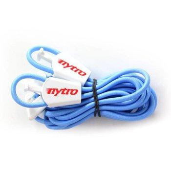 Nytro Yankz-Sure Lace System Bblu Case
