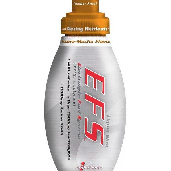 1St Endurance EFS Liquid Shot Flask - Kona-Mocha