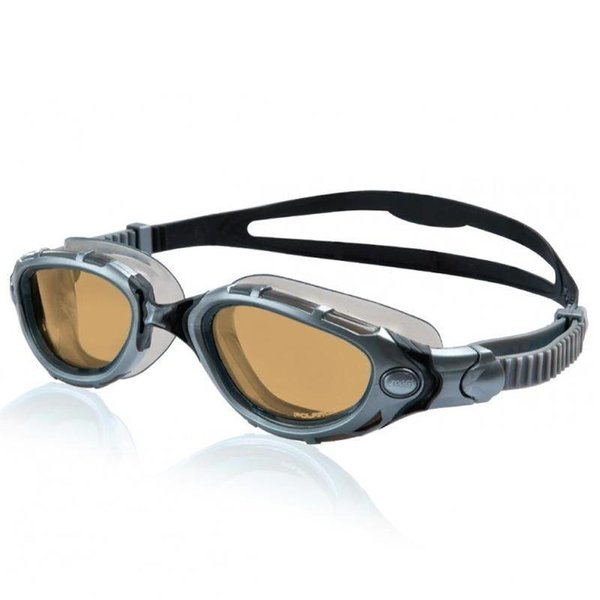 Zoggs Predator Flex Polarized Ultra - Bronze Lens