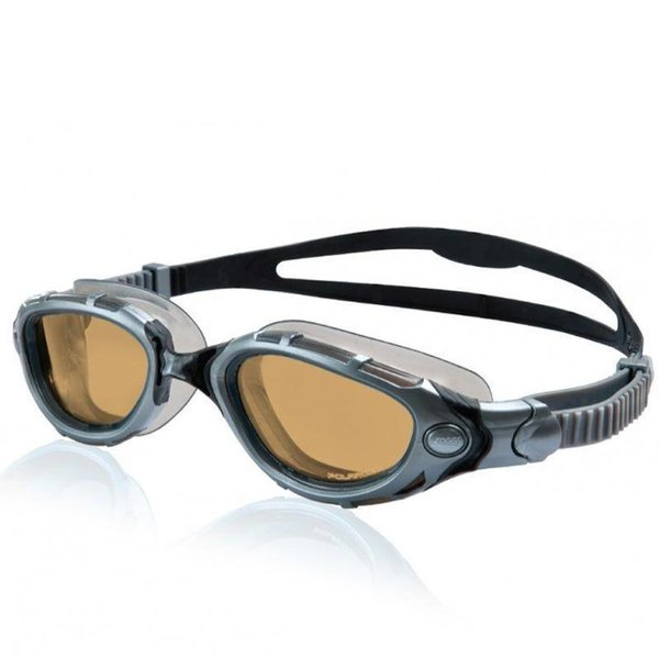Zoggs Predator Flex Polarized Ultra- Bronze Lens