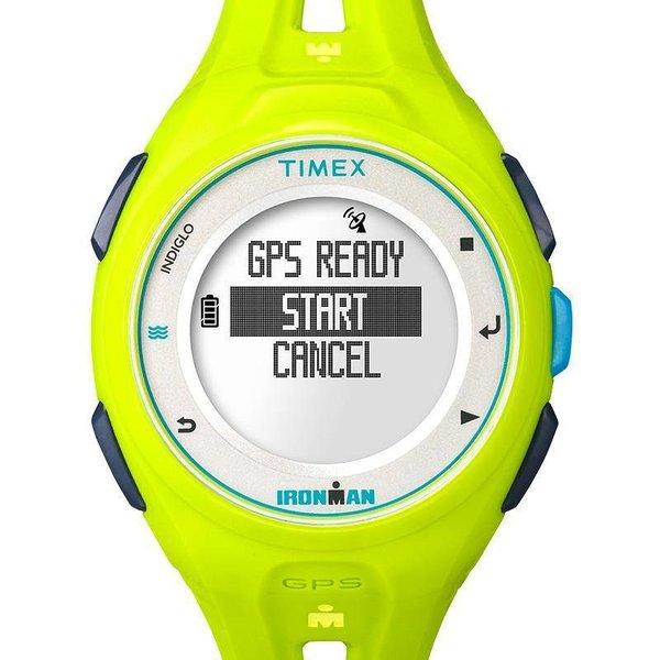 Timex Ironman Run X 20 GPS Watch - Lime