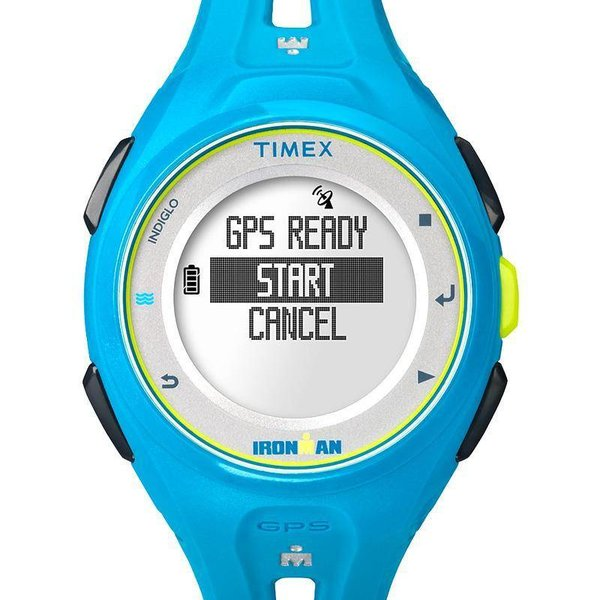 Timex Ironman Run X 20 GPS Watch - Blue