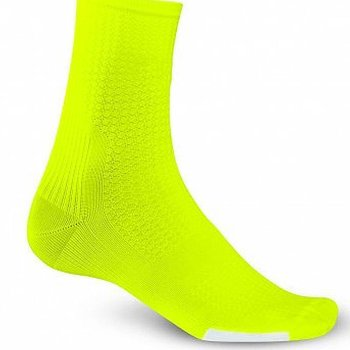 Giro Hrc Team Cycling Sock - 6 In Cuff