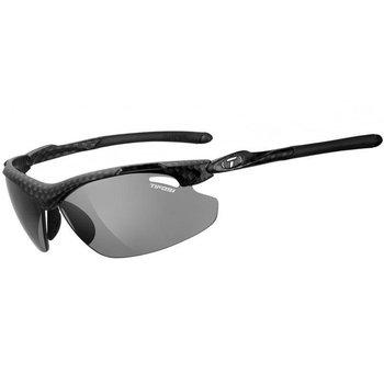 Tifosi Tyrant 2.0 Carbon Sunglasses - Smk Plr Foto Lens