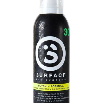 Surface Wetskin Spray Sunblock Lotion - Spf30