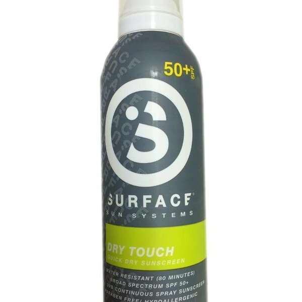 Surface Quick Dry Touch Sunblock Spray - Spf 50+