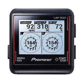 Pioneer Touch Screen Cycling Computer