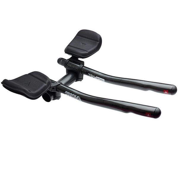 PROFILE DESIGN T5+ Carbon  Aerobar - Black