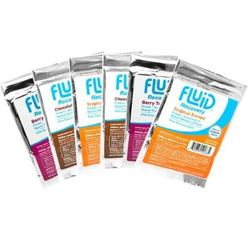 Fluid Recovery Variety Pack Box - 6Ct