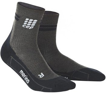 CEP Womens Dynamic Run Merino Short Socks