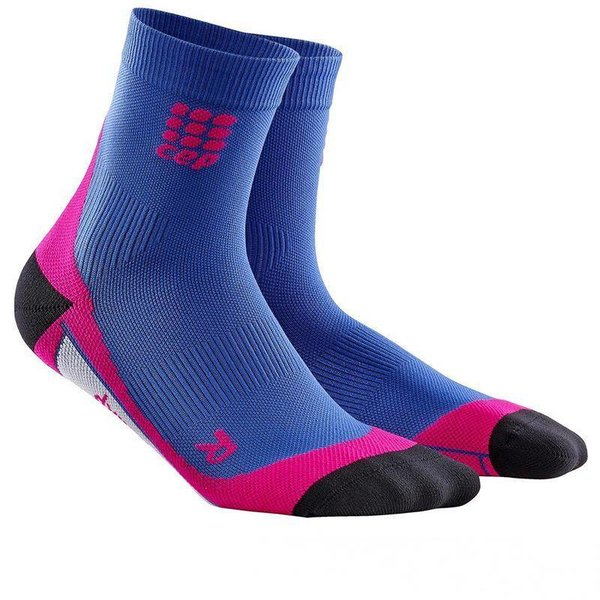 CEP Womens Dynamic Short Run Socks