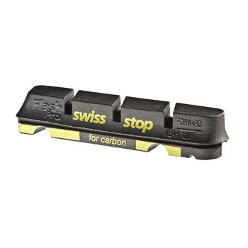 Swiss Stop Black Prince Flash Pads - Carbon - Shim