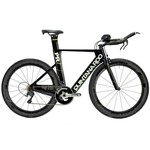 QUINTANA ROO PRfive Ultegra Triathlon Bike - Race Wheels