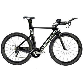 QUINTANA ROO PRfive Ultegra Triathlon Bike - Race Wheels