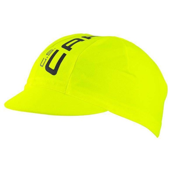 Capo GS Cycling Cap - Yellow