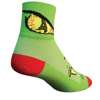 Sock Guy Mens Monster Classic Cycling Socks