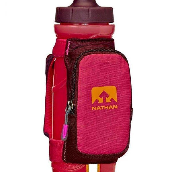Nathan Womens Quickshot Plus Handheld Bottle